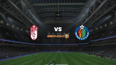 Photo of Live Streaming  Granada vs Getafe 23 Mei 2021