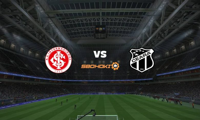 Live Streaming  Internacional vs Ceará 20 Juni 2021 1
