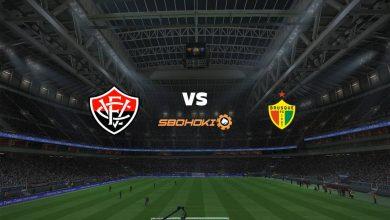 Photo of Live Streaming  Vitória vs Brusque 19 Juni 2021