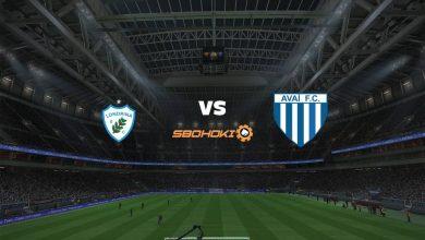 Photo of Live Streaming  Londrina vs Avaí 30 Juni 2021