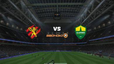 Photo of Live Streaming  Sport vs Cuiabá 27 Juni 2021
