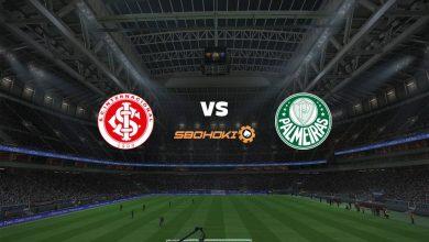 Photo of Live Streaming  Internacional vs Palmeiras 30 Juni 2021