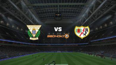Photo of Live Streaming  Leganés vs Rayo Vallecano 6 Juni 2021