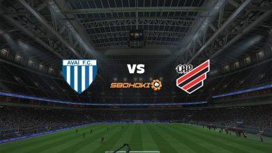 Photo of Live Streaming  Avaí vs Athletico-PR 3 Juni 2021
