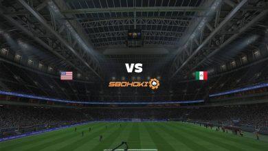 Photo of Live Streaming  United States vs Mexico 1 Juli 2021