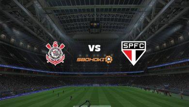 Photo of Live Streaming  Corinthians vs São Paulo 1 Juli 2021