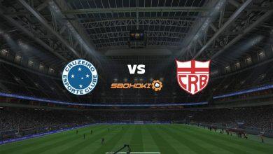 Photo of Live Streaming  Cruzeiro vs CRB 6 Juni 2021