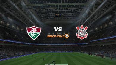 Photo of Live Streaming  Fluminense vs Corinthians 27 Juni 2021