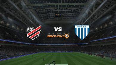Photo of Live Streaming  Athletico-PR vs Avaí 9 Juni 2021