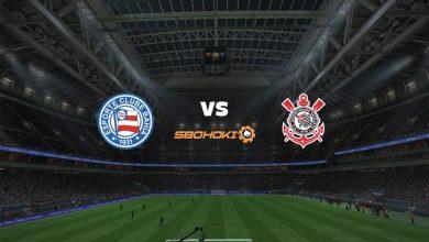 Photo of Live Streaming  Bahia vs Corinthians 20 Juni 2021