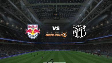 Photo of Live Streaming  Red Bull Bragantino vs Ceará 1 Juli 2021
