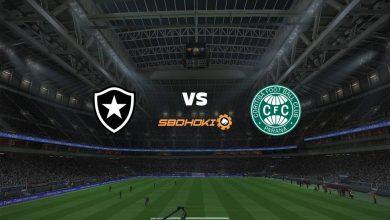 Photo of Live Streaming  Botafogo vs Coritiba 6 Juni 2021