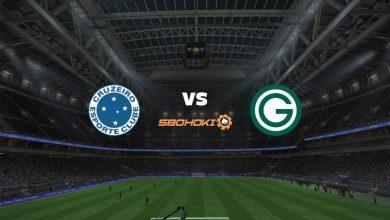 Photo of Live Streaming  Cruzeiro vs Goiás 13 Juni 2021