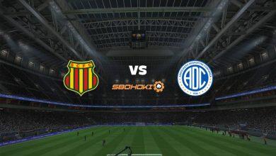 Photo of Live Streaming  Sampaio Corrêa vs Confiança 20 Juni 2021