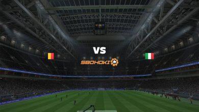 Photo of Live Streaming  Belgium vs Italy 2 Juli 2021