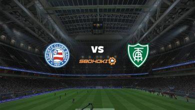 Photo of Live Streaming  Bahia vs América-MG 30 Juni 2021