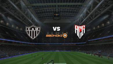 Photo of Live Streaming  Atlético-MG vs Atlético-GO 1 Juli 2021