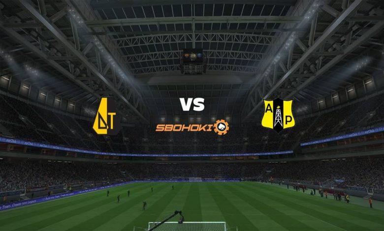 Live Streaming  Deportes Tolima vs Alianza Petrolera 31 Juli 2021 1