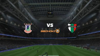 Photo of Live Streaming  Unión La Calera vs Palestino 29 Juli 2021
