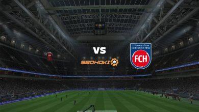 Photo of Live Streaming  FC Ingolstadt 04 vs 1. FC Heidenheim 31 Juli 2021