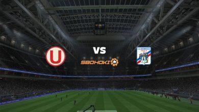 Photo of Live Streaming  Universitario vs Carlos A. Mannucci 31 Juli 2021