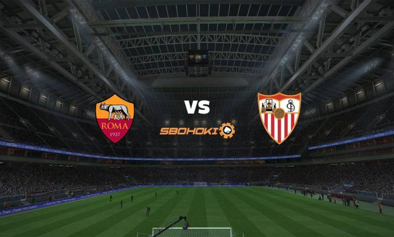 Live Streaming  Roma vs Sevilla 31 Juli 2021 1