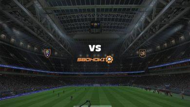 Photo of Live Streaming  Real Salt Lake vs Los Angeles FC 4 Juli 2021