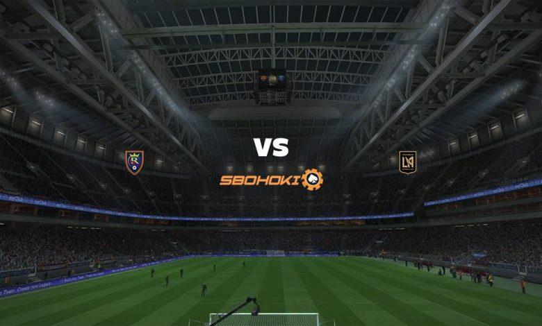Live Streaming  Real Salt Lake vs Los Angeles FC 4 Juli 2021 1