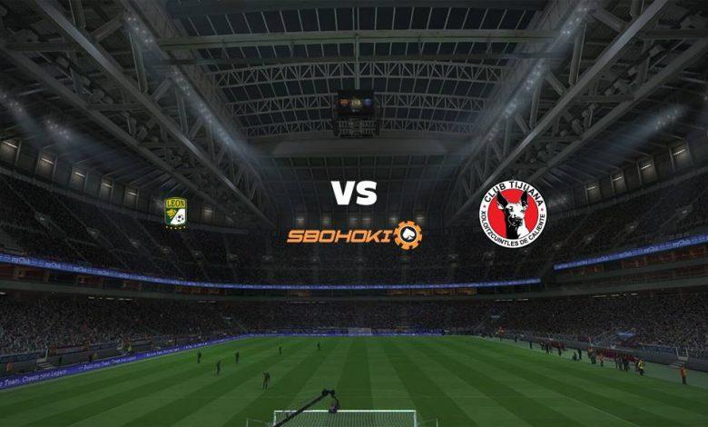 Live Streaming  León vs Tijuana 31 Juli 2021 1