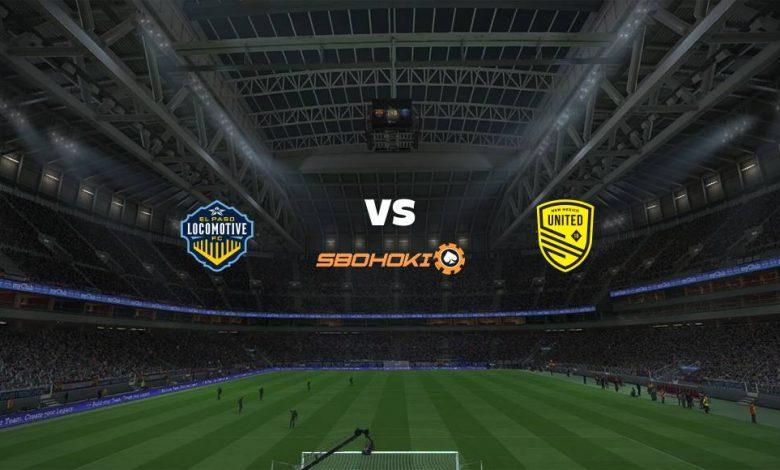 Live Streaming  El Paso Locomotive FC vs New Mexico United 4 Juli 2021 1