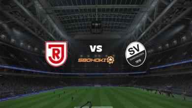 Photo of Live Streaming  SSV Jahn Regensburg vs SV Sandhausen 31 Juli 2021