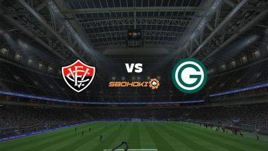 Photo of Live Streaming  Vitória vs Goiás 4 Juli 2021