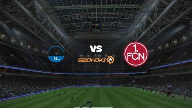 Photo of Live Streaming  SC Paderborn 07 vs FC Nurnberg 30 Juli 2021