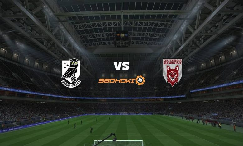 Live Streaming  Union Omaha vs Chattanooga Red Wolves 4 Juli 2021 1