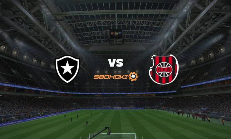 Live Streaming  Botafogo vs Brasil de Pelotas 15 Agustus 2021 1