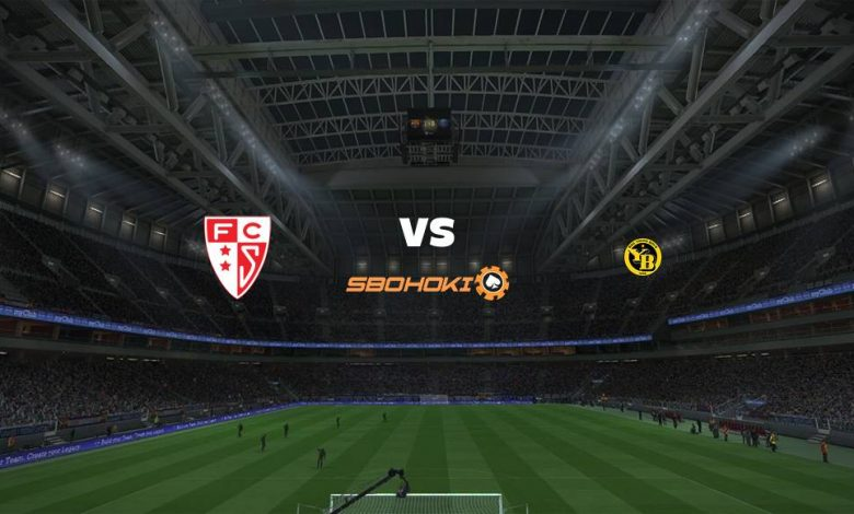 Live Streaming  FC Sion vs Young Boys 7 Agustus 2021 1