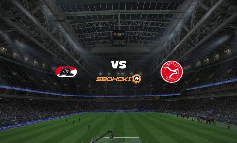 Live Streaming  Jong AZ vs Almere City 9 Agustus 2021 1