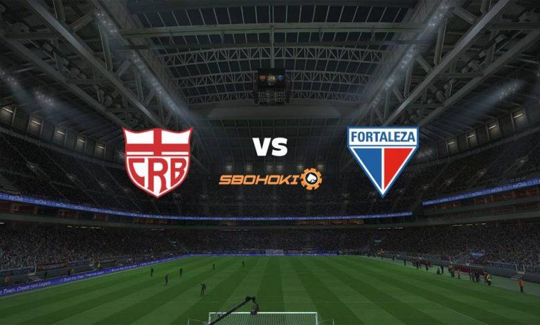 Live Streaming  CRB vs Fortaleza 4 Agustus 2021 1