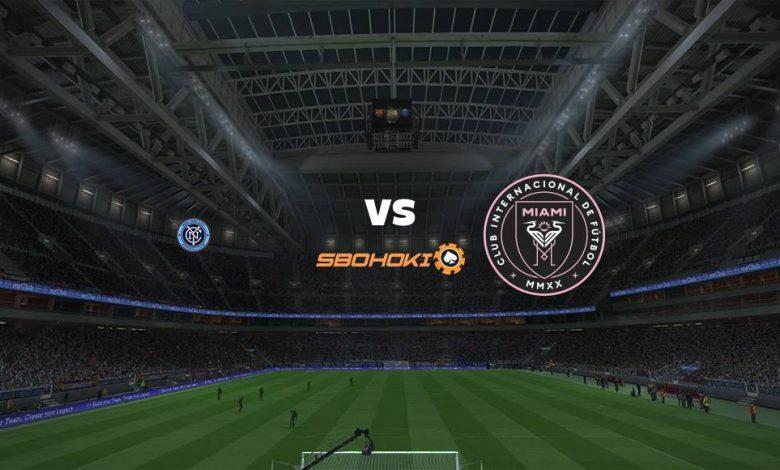 Live Streaming  New York City FC vs Inter Miami CF 15 Agustus 2021 1