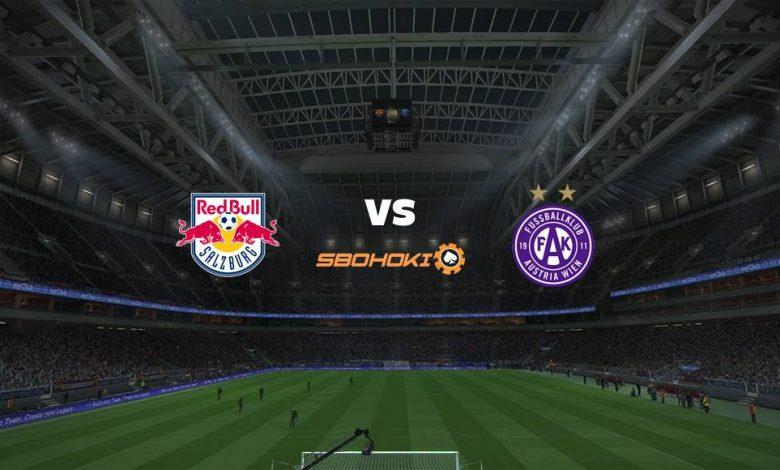 Live Streaming  FC Salzburg vs Austria Vienna 8 Agustus 2021 1