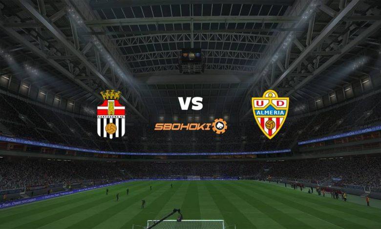 Live Streaming  FC Cartagena vs Almería 16 Agustus 2021 1