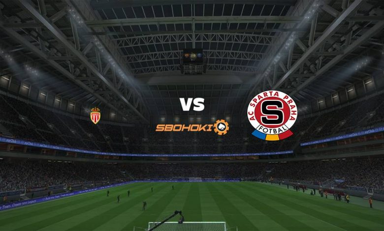 Live Streaming  AS Monaco vs Sparta Prague 10 Agustus 2021 1