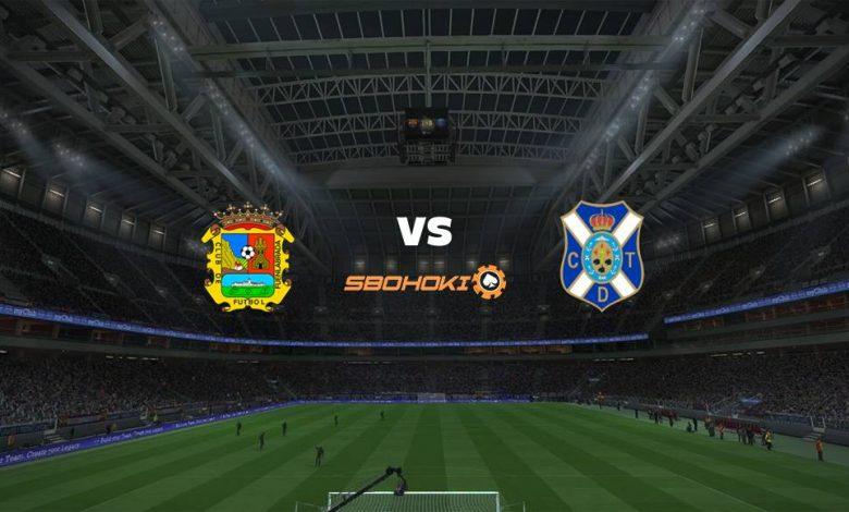 Live Streaming  Fuenlabrada vs Tenerife 15 Agustus 2021 1