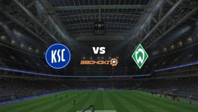Photo of Live Streaming  Karlsruher SC vs Werder Bremen 21 Agustus 2021