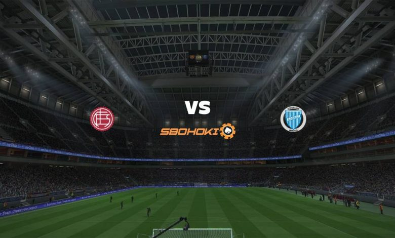 Live Streaming  Lanús vs Godoy Cruz Antonio Tomba 16 Agustus 2021 1