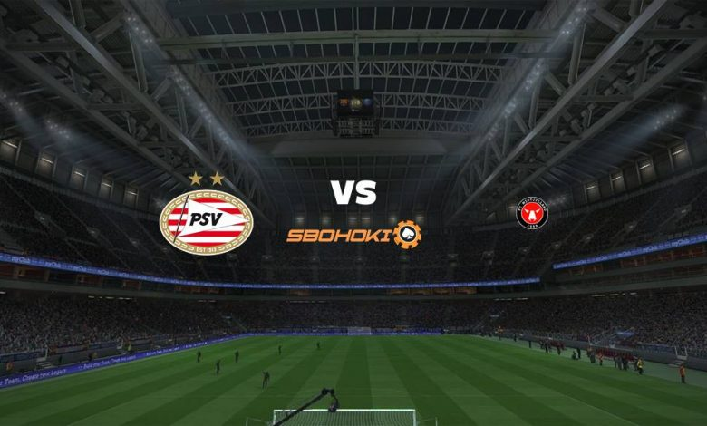 Live Streaming  PSV Eindhoven vs FC Midtjylland 3 Agustus 2021 1