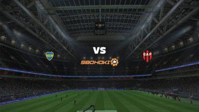 Photo of Live Streaming  Boca Juniors vs Patronato 21 Agustus 2021