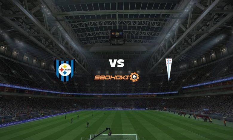 Live Streaming  Huachipato vs Universidad Católica 15 Agustus 2021 1