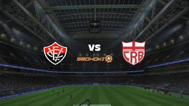 Photo of Live Streaming  Vitória vs CRB 15 Agustus 2021