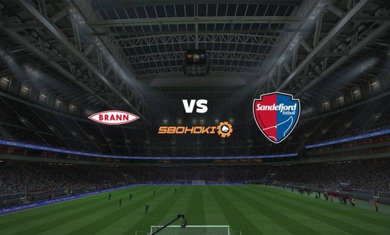 Live Streaming  SK Brann vs Sandefjord 15 Agustus 2021 1